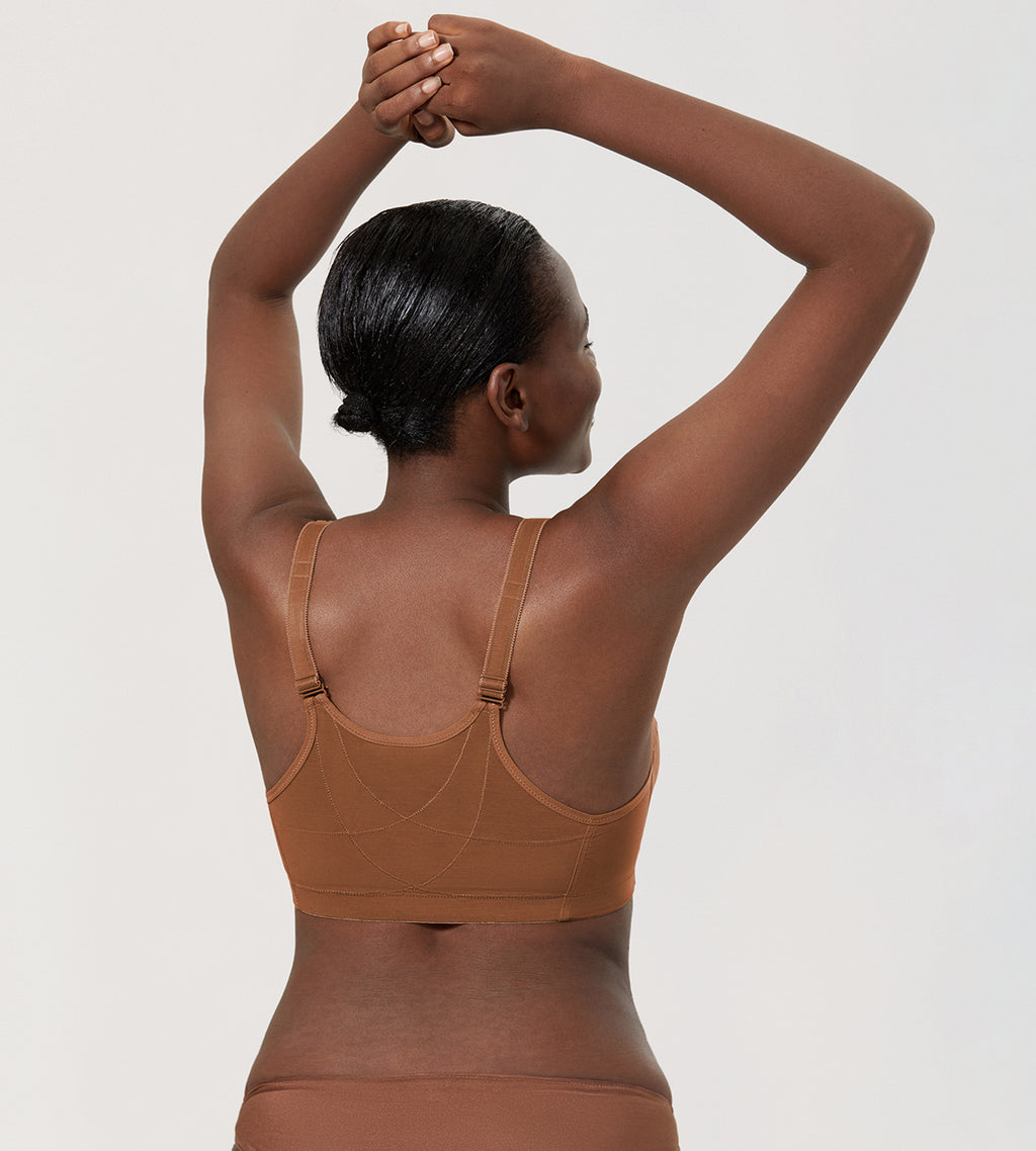Back Support Full Coverage Posture Bra