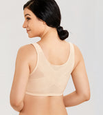 Cotton Plus Size Posture Bra