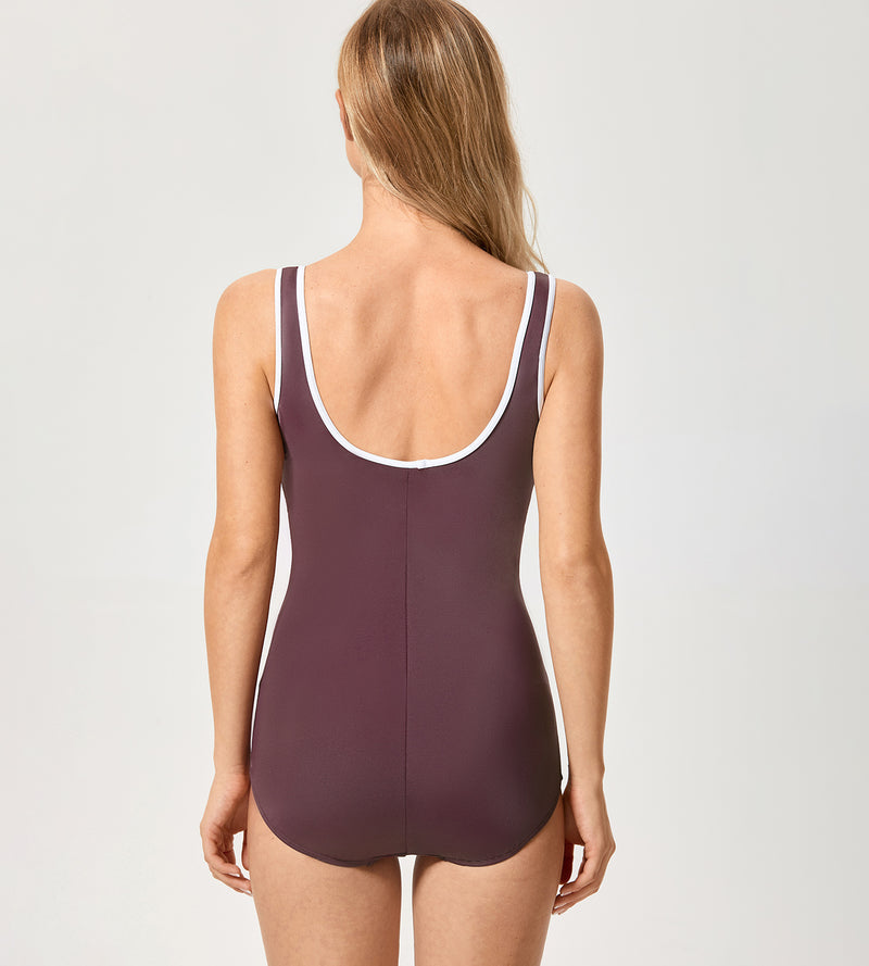 Built-in Cup One Piece Swimsuits