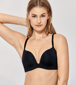 Push Up Padded Wireless T-Shirt Bra