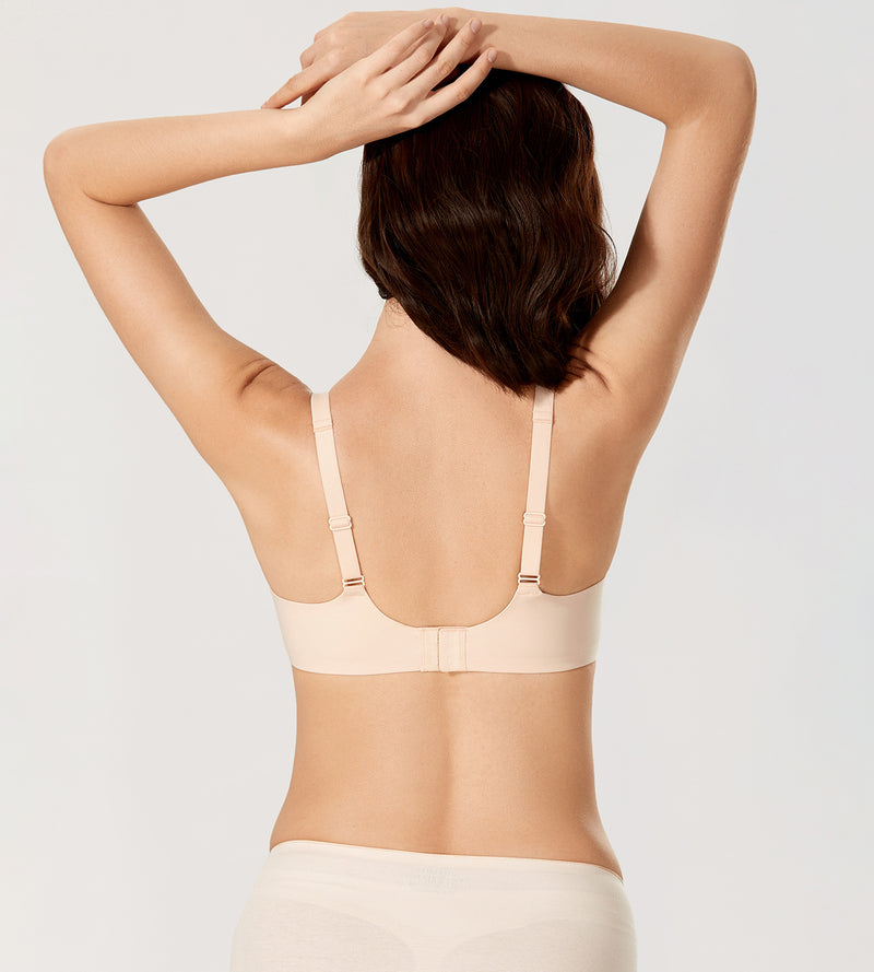 Seamless Full Coverage Comfort Bra