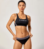 Racerback Athletic Bikini Swimming Suits