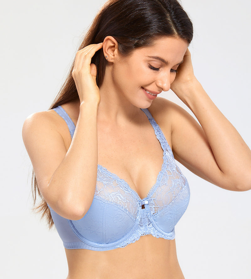 Beauty Lace Non Padded Underwire Bra