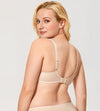 Unlined Underwired Minimizer Bra