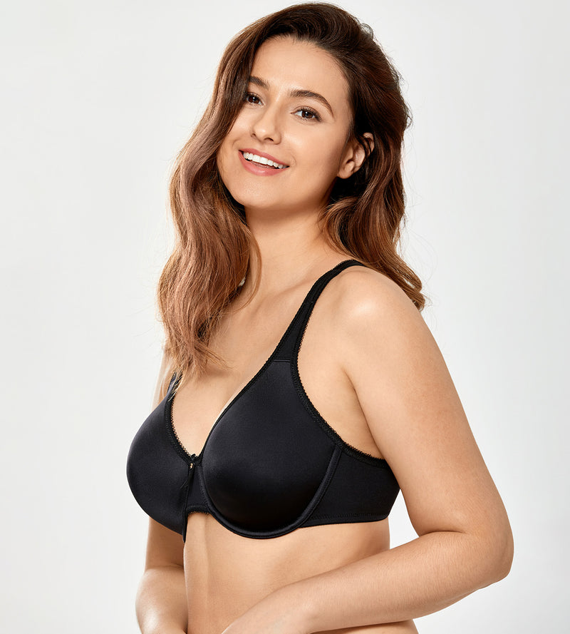 Smooth Full Coverage Plus Size Bra