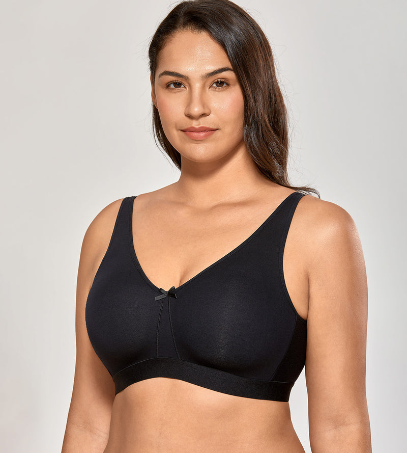 Comfort Plus Size Wirefree bra