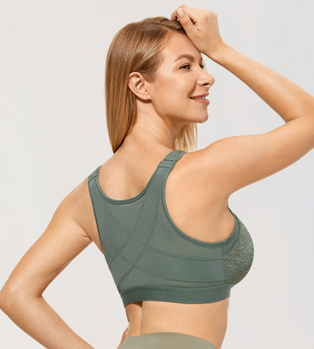 X-shaped Back Support Posture Bra