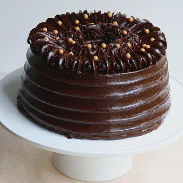 DARK CHOCOLATE CHIFFON