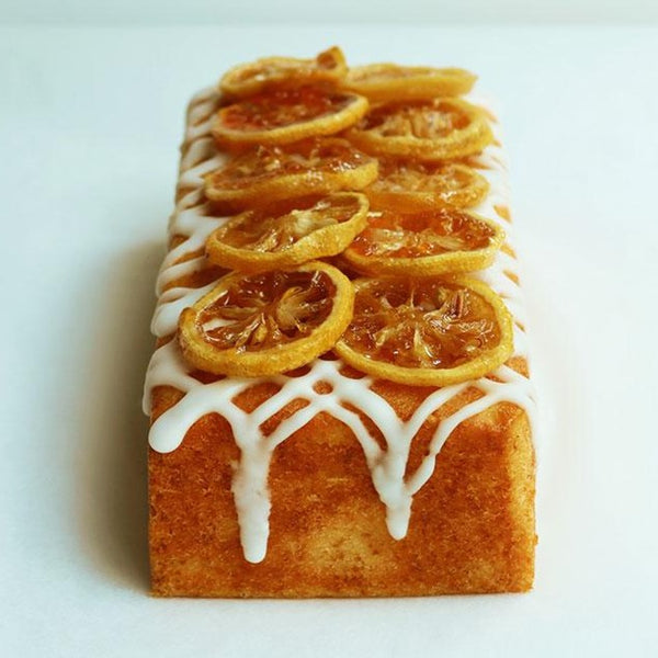 LEMON YOGHURT LOAF