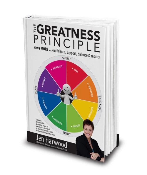The Greatness Principle - Book