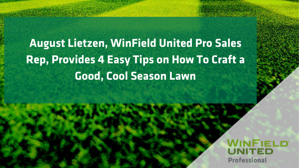 4 Easy Tips for a Good, Cool Season Lawn