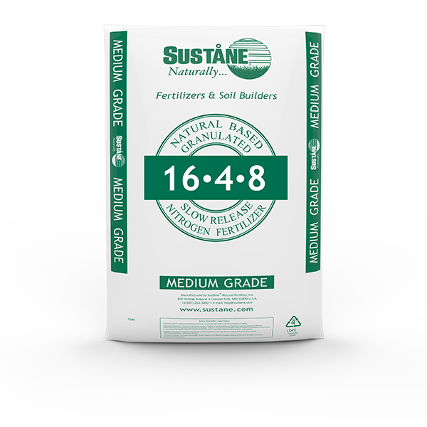 Sustane 16-4-8 180 Day Release 50lb