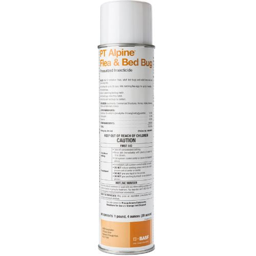 Alpine Flea and  Bed Bug Pressurized Insecticide Aerosol Product Image