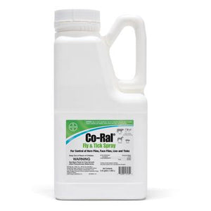 Co-Ral Fly & Tick Spray 64oz