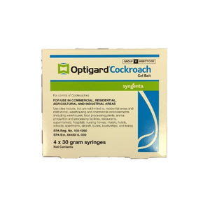 OPTIGARD Cockroach Gel Bait Product Image