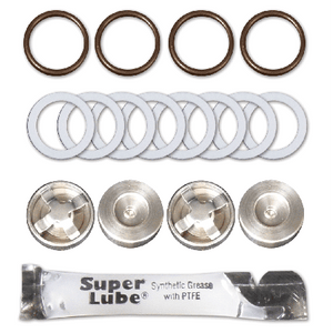 Pumptec Kit B, Valves and Seals, 10008