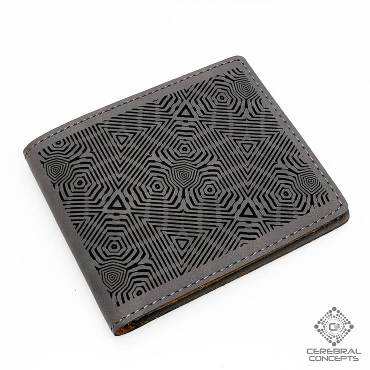 Optic Triangulation - Wallet - By Cassady Bell