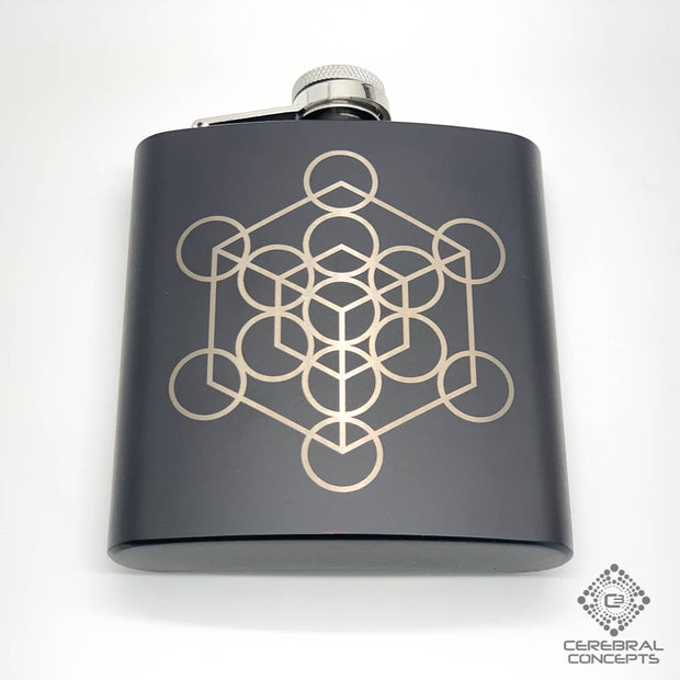Metatron's Cube - Flask