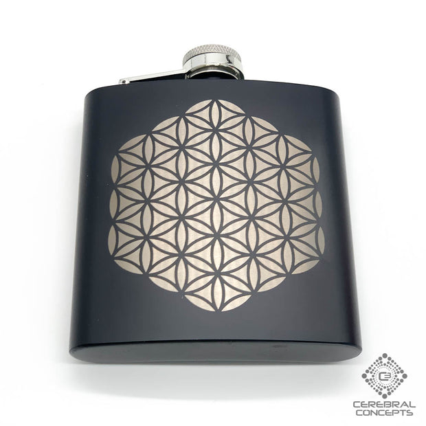 Flower of Life - Flask