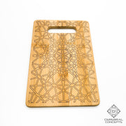 Web of Life - Bamboo Tray - By Cerebral Concepts