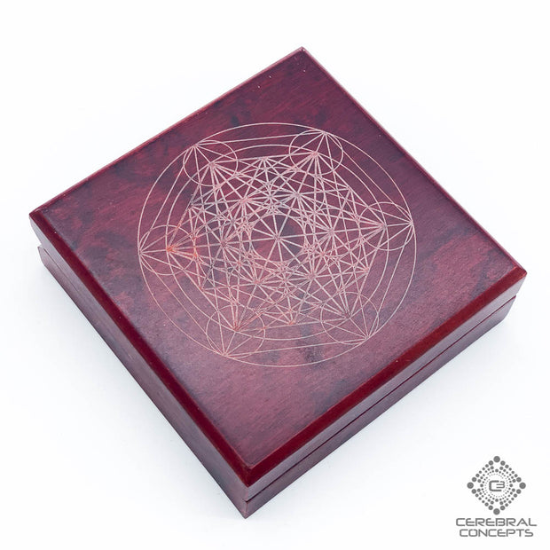 Metatron's Web - Treasure box - By Cerebral Concepts