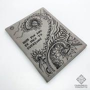 Have Fun & Be Nice - Notebook / Sketchbook - By Randal Roberts