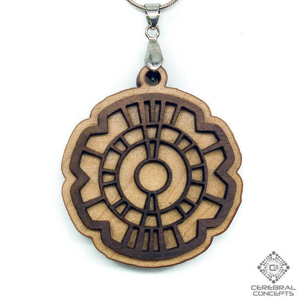 Alien Tech - Two Layer Necklace - By Cerebral Concepts