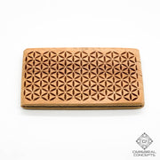 Flower Of Life - Stash Box