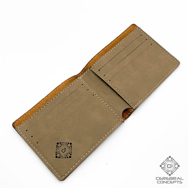 Hexagonal Matrix - Wallet