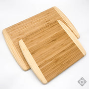 Rhombic Tiling - Bamboo Cutting Board - By Cerebral Concepts