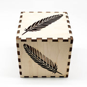 Feather Cube - Festival Box