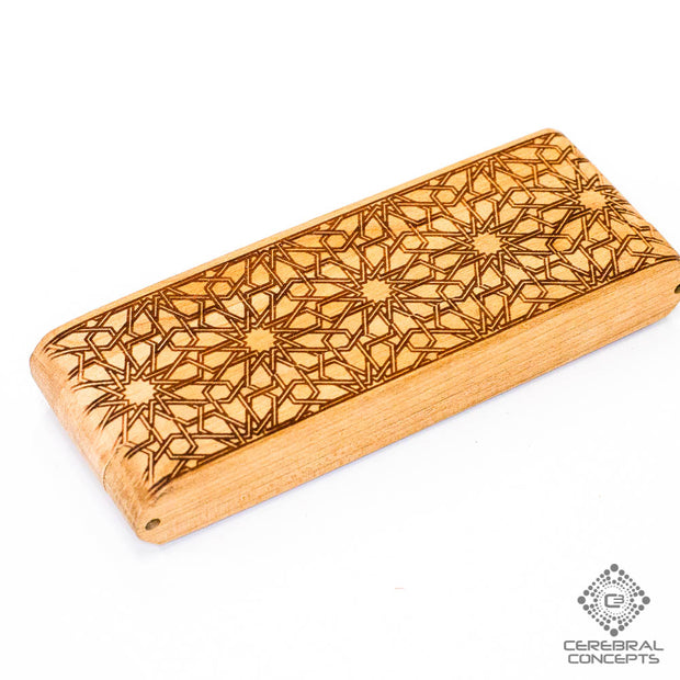 Islamic Knotwork - Stash Box - By Generate Art