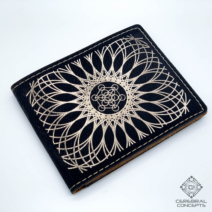 Metatron's Web - Wallet - By Cerebral Concepts
