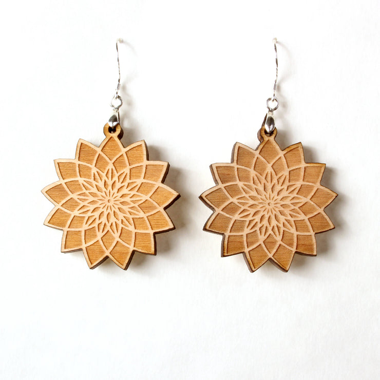 Sunburst - Earrings