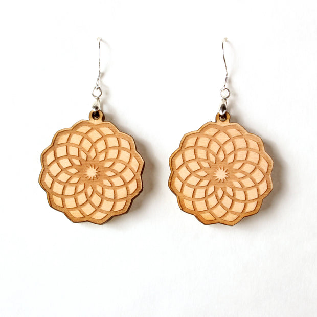 Soul Flower - Earrings