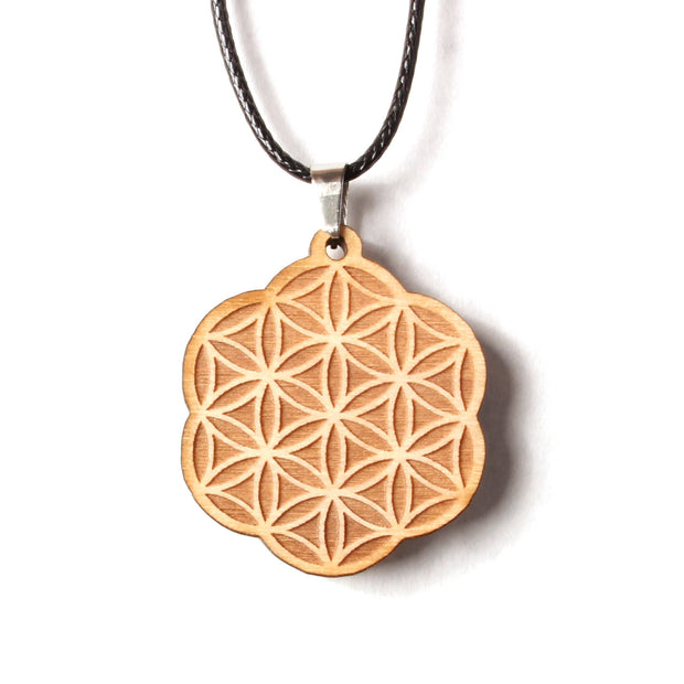 Flower of Life - Necklace