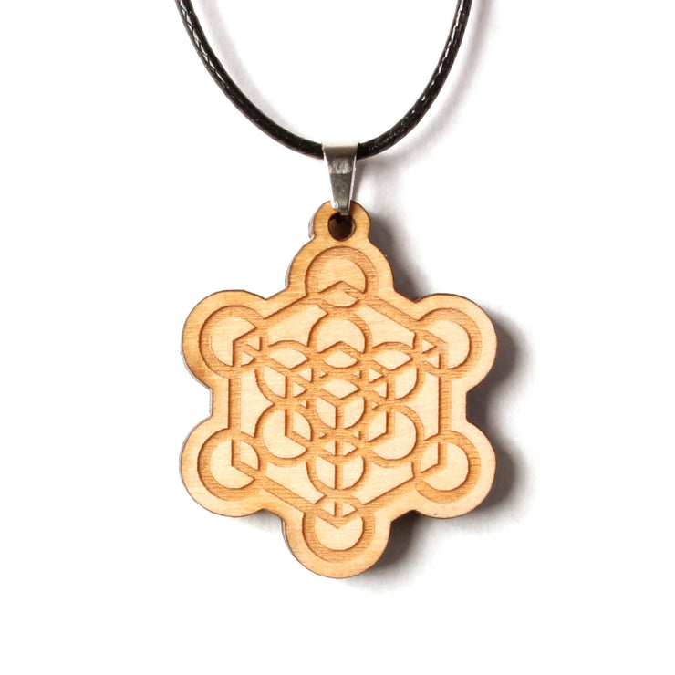 Metatron's Cube - Necklace