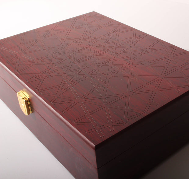 Web of Life - Jewelry / Pin Box
