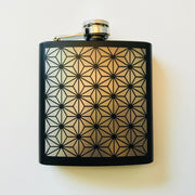 Asanoha - Flask Gift Set