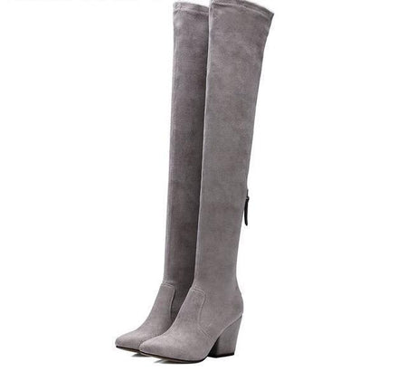 Autumn Knee High Boots
