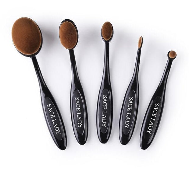 Bendable Cosmetic Brush Set
