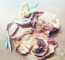 Load image into Gallery viewer, Ginger Dried Fruits Infusion Tea