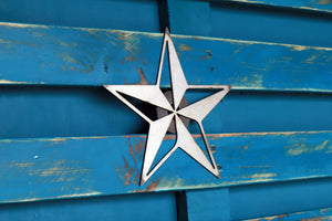 Metal Star Sign Style 2