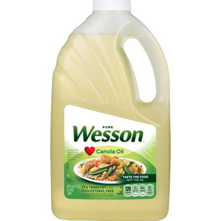 Wesson Canola Oil, 1.89L (BB:30-4-2021)