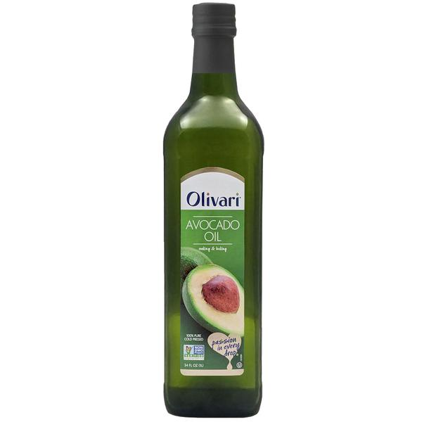 Olivari 100% Avocado Oil, 1 L