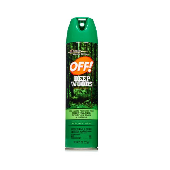 OFF! Deep Woods Insect Repellent V, 9 oz