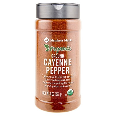 Member's Mark Organic Ground Cayenne Pepper, 8 oz