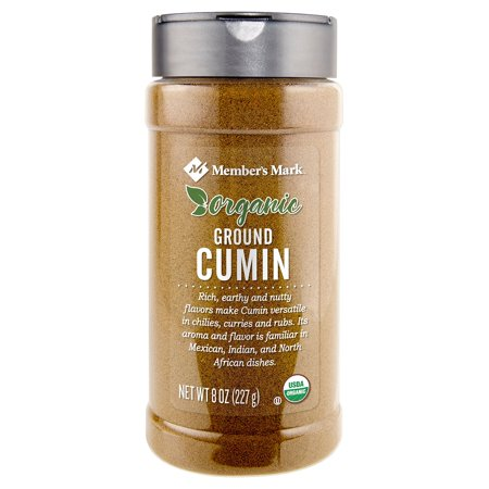 Member's Mark Organic Ground Cumin, 8 oz