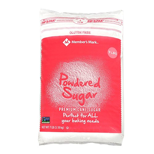 Member's Mark Gluten Free Powdered Sugar Cane, 7 lb