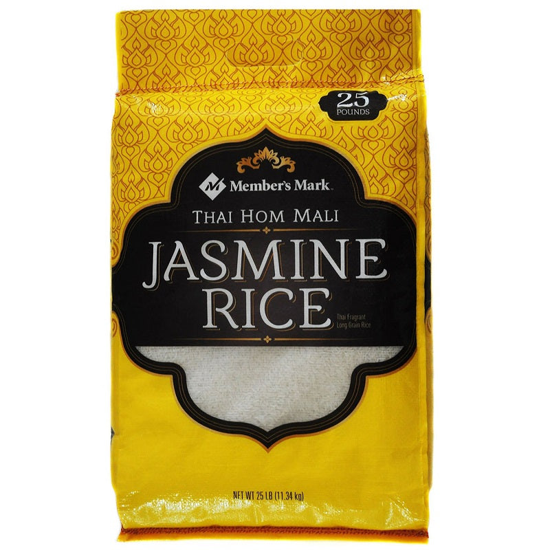 Member's Mark Thai Jasmine Rice, 25 lb